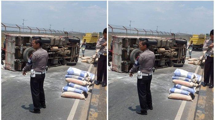 Kasatlantas Sebut Truk Engkel Boleh Melintas di Jalan A Yani Asal Jangan Truk Besar