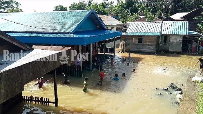 Hingga Akhir Mei 2020 Bencana Banjir Mendominasi Nasional, Terjadi 532 Kali, Renggut 128 Nyawa