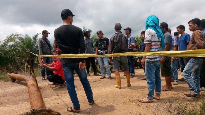 Soal Ganti Rugi Lahan, Camat Marabahan Batola Siap Fasilitasi Warga Desa Antar Baru dengan PT BPP