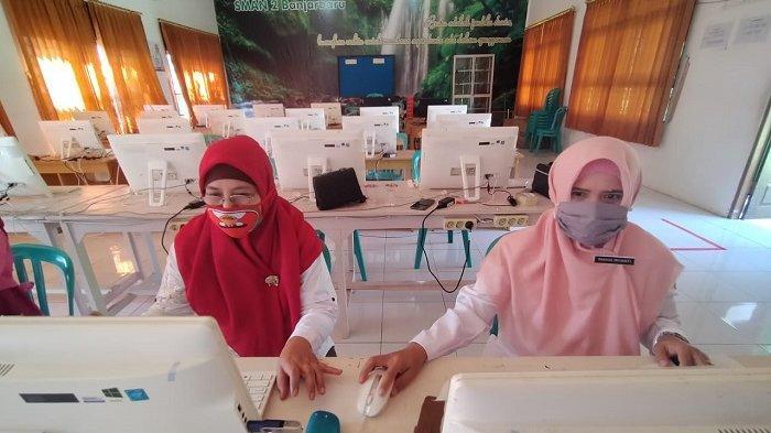 PPDB SMA 2021, Ketua K3S Banjarbaru: Calon Sisiwa Perhatikan Syarat Zonasi PPDB Online Kalsel