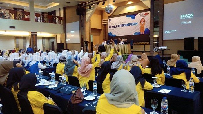 97 Juta Pemilih Perempuan Terdaftar, Kemenkominfo RI Ajak Agar Suara Digunakan Secara Aktif