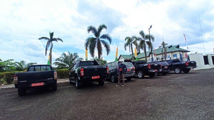 Aset Mobil Dinas SKPD di Balangan Bakal Dilelang