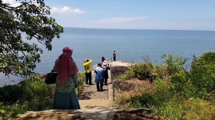 Wisata Kalsel, Beberapa Sudut di Pulau Datu Sajikan Panorama Menawan, Jadi Tempat Swafoto