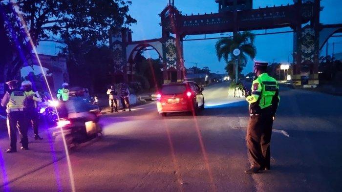 Balap Liar Marak di Sampit, Polres Kotim Giatkan Patroli di Lokasi Rawan Aksi Kebut-kebutan