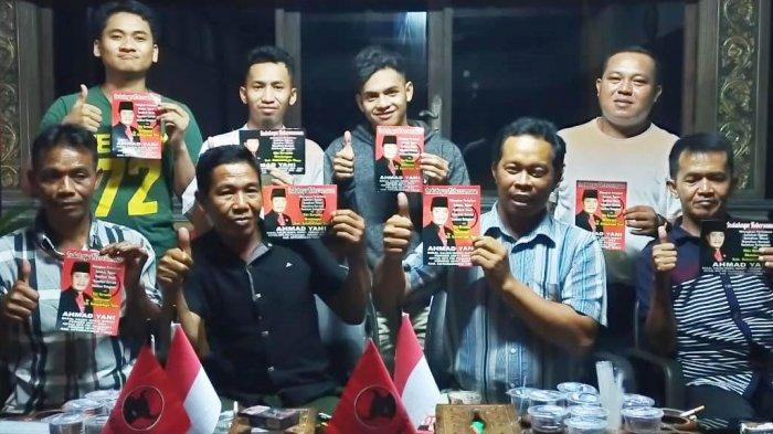 Pilkada Kotim 2020:  PAC PDIP Dukung Ahmad Yani sebagai Wakil Bacabup Kotim Halikinoor