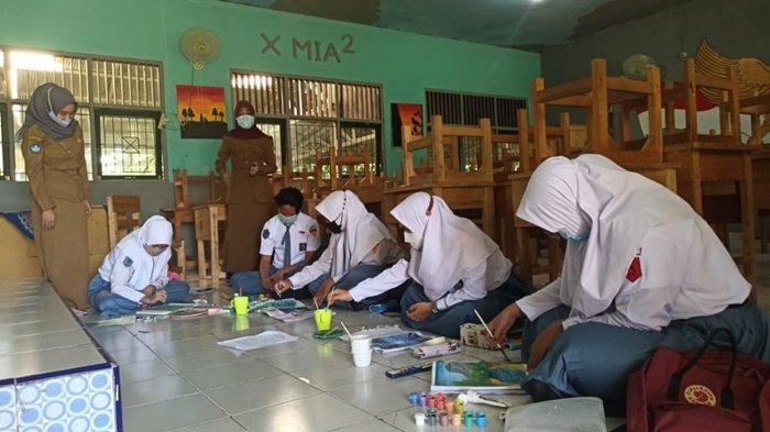 Kalselpedia - Program Bilingual Pernah Dijalankan SMAN 2 Paringin Kabupaten Balangan