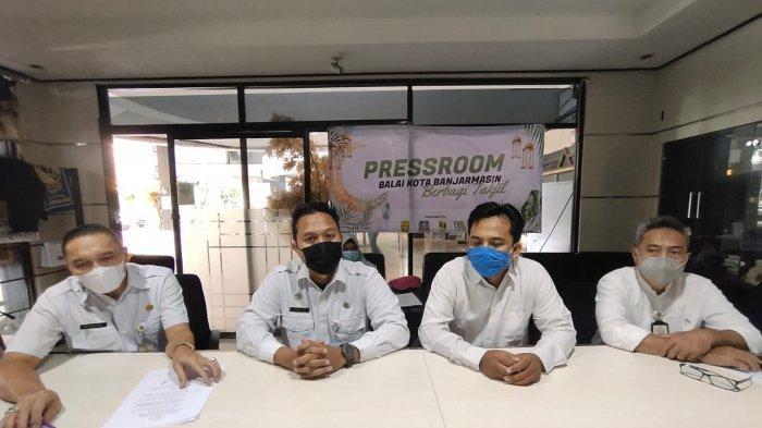 Disebut Jadi Tim Relawan Paslon Gubernur Kalsel 2020, ini Klarifikasi Sekcam Banjarmasin Selatan