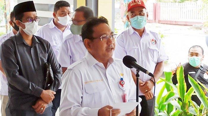 Komunitas Relawan Buser 690 Banjar Salurkan Bantuan untuk Korban Banjir Kalteng