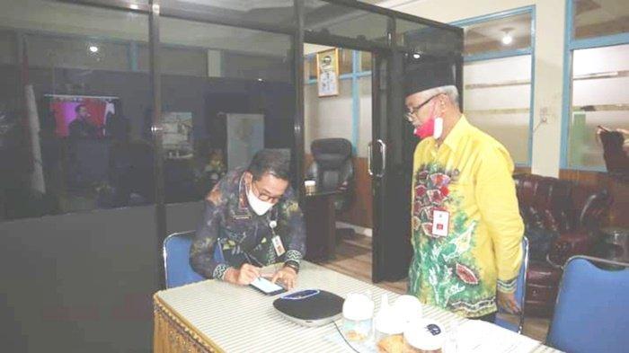 Pemerintah Kabupaten Kotabaru Dukung Program Air Minum dan Penyehatan Lingkungan