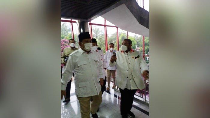 Bertemu Prabowo Subianto, Habib Aboe Bahas Alutsista Pertahanan dan Separatisme