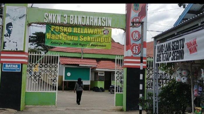 Kalselpedia: Profil dan Sejarah Berdirinya SMKN 3 Banjarmasin