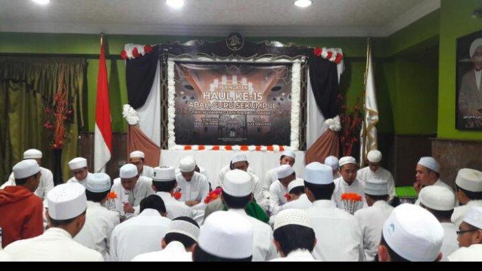 Haul ke-15 Guru Sekumpul Digelar Mahasiswa Kalimantan di Mesir, Dihadiri Banyak Orang