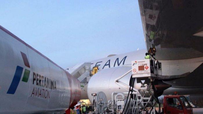 Hari Ini, Pertamina Turunkan Harga Avtur Jadi Rp 7.960 Per Liter, Harga Tiket Pesawat Turun Lagi?