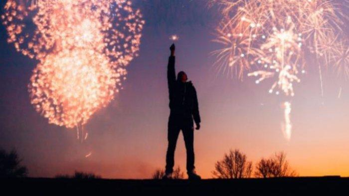Kumpulan Contoh Ucapan Selamat Tahun Baru 2020, Cocok untuk Status Facebook, Instagram & Whatsapp