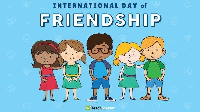 Kata-kata Mutiara Selamat Hari Persahabatan Internasional 2021, Cocok Jadi Status Whatsapp, IG & FB