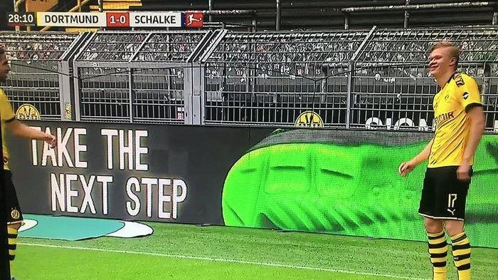Flick Lirik Erling Haaland Usai Cetak 2 Gol ke Gawang Bayern Munchen
