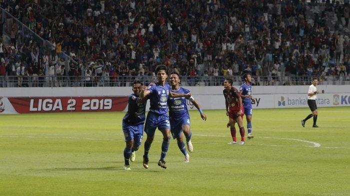 Hasil Akhir Persiba vs Martapura FC, Persiba Menang 3-0, Satia Akui Babak Pertama Sedikit Grogi