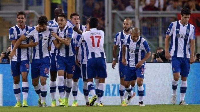Hasil FC Porto vs AS Roma Babak 16 besar Liga Champion, Skor Akhir 3-1, Porto Lolos Perempat Final