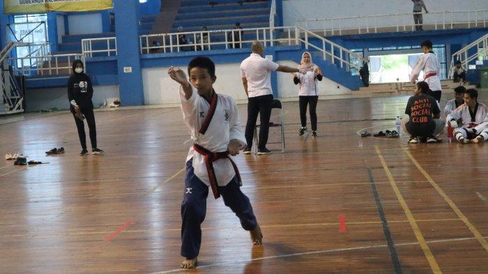 Taekwondo Indonesia Kota Banjarbaru Gelar Seleksi Atlet POPDA, Andalkan 100 Persen Wajah Baru