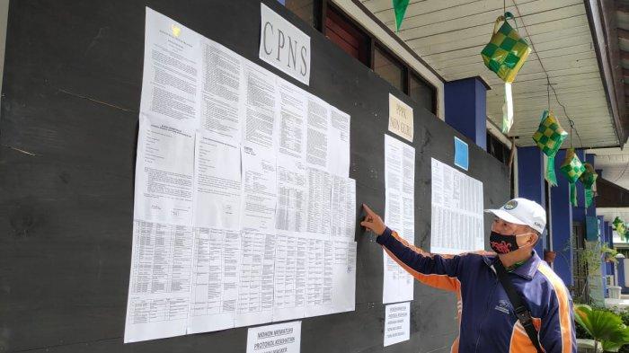 Seleksi CPNS Kalsel, Formasi CPNS Banjarbaru Ini Masih Belum Ada Pelamar