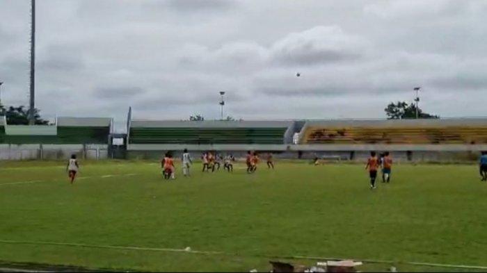 Hari Ini , PSSI Seleksi 100 Pemain Muda Banua Untuk Timnas