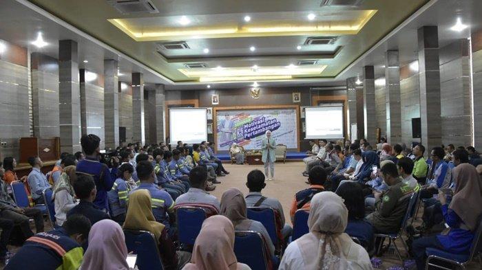 100 Orang Ikut Seminar Keselamatan Kerja di Tambang di Tanjung Tabalong