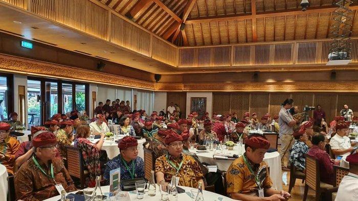 Bank Kalsel Turut Serta dalam Seminar Nasional Asbanda 2019 di Bali