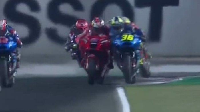 SESAAT LAGI Live Streaming Trans7 MotoGP Catalunya 2021, Race MotoGP 2021 di Link Fox Sports 2