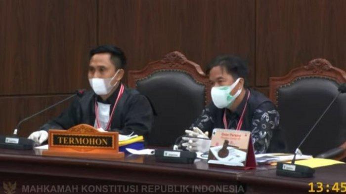 Sidang Sengketa Pilkada Banjarmasin,Tim AnandaMu Sebut Perekrutan KPPS Tidak Memenuhi Syarat