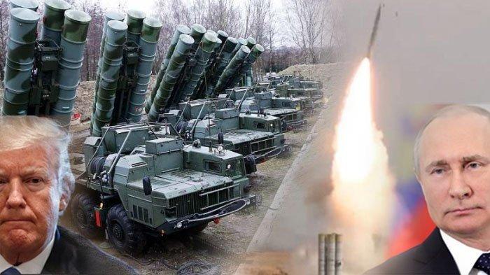 Bikin NATO Gelisah dan AS Layangkan Ancaman, Begini Kehebatan S-400 Buatan Rusia yang Dibeli Turki
