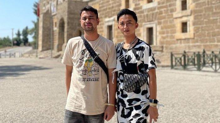 Selain Diajak Keliling Dunia Sensen Mengaku Hasil Kerja Dengan Raffi Ahmad Bisa Beli Tanah dan Rumah