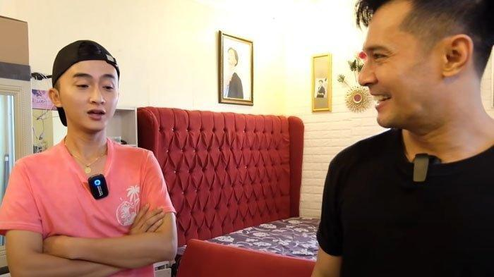 Mewahnya kamar tidur Sensen, asisten Rafi Ahmad