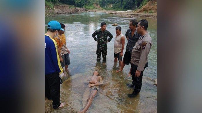 Polres HST Sebut Juhri Tewas di Sungai Benawa Diduga Akibat Tenggelam