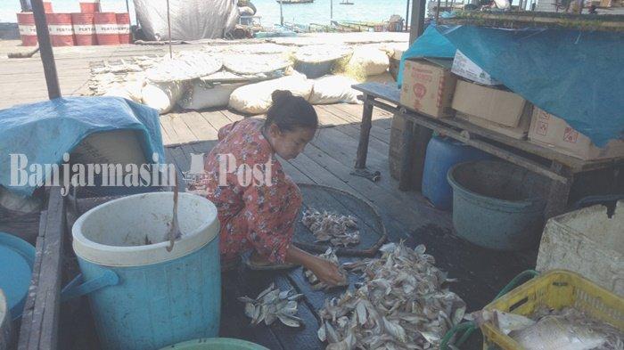Kuliner Kalsel, Ikan Tembang dari Rampa Kabupaten Kotabaru Favorit Wisatawan