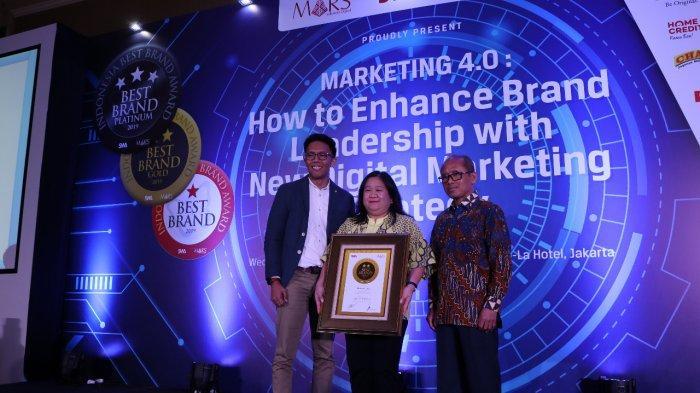Raih Indonesia Best Brand Award, Honda Dinobatkan Jadi Brand Terbaik Sebanyak 16 Kali