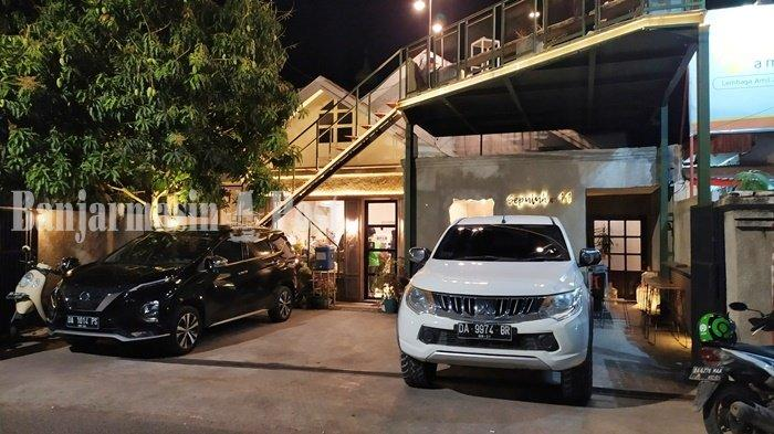 Kuliner Kalsel, Sepuluh.11 Kafe Tempat Santai Nyaman di Kota Banjarmasin