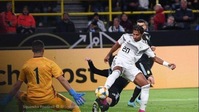LINK Live Streaming Swiss vs Jerman di Mola TV UEFA Nations League, Tanpa Pemain Bayern Munchen
