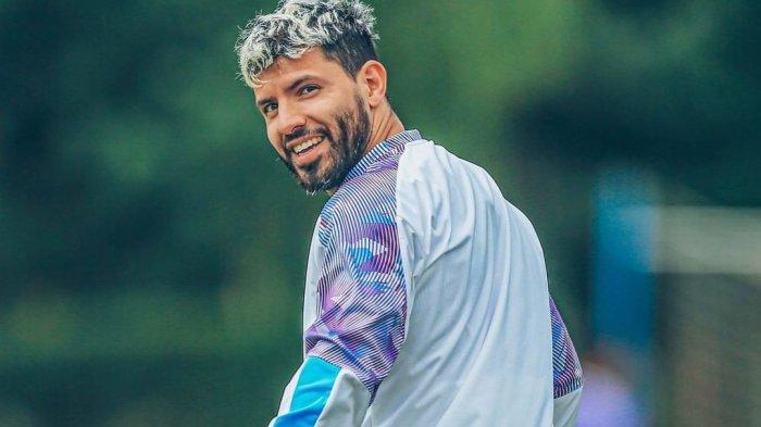Pochettino Incar Sergio Aguero dari Manchester City Pasca Jadi Pelatih Baru PSG