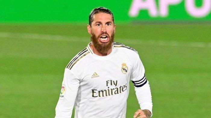 Manchester City Disebut Siap Kontrak Sergio Ramos 2 Tahun, PSG Terus Mengejar