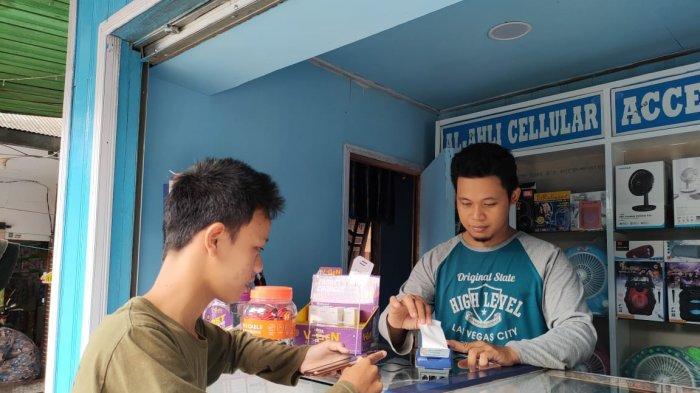 Warga Bayanan HSS Sukses Jadi Agen BRILink, Target Buka Cabang Baru