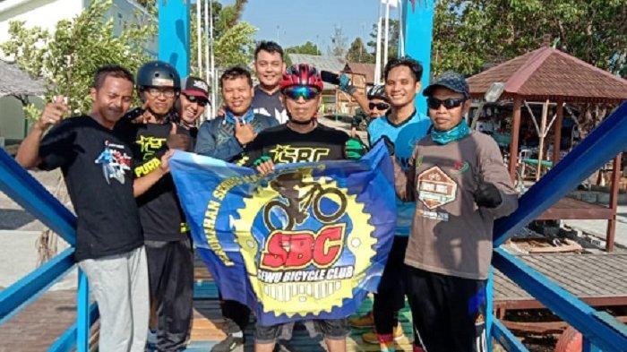 Rutin Gowes ke Gunung, Sewu Bicycle Club (SBC) Dibentuk dari Komunitas Komplek Perumahan Seribu
