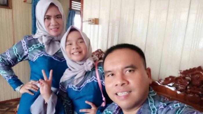 Putrinya Raih Juara Putri Cilik Kalsel 2021, Begini Kata Orang Tua Shafa Nur Annisa