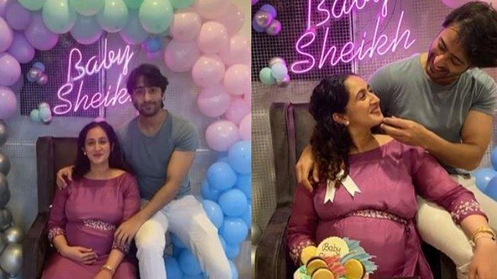 Kabar Bahagia Shaheer Sheikh dan Ruchikaa Kapoor, Lahirnya Bayi Perempuan Disambut Fans