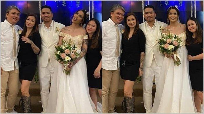 Selepas Anji Manji & Roger Danuarta, Sheila Marcia Kini Menikahi Dimas Akira, Ini Sosok sang Suami