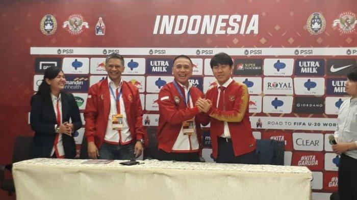 Shin Tae-yong Bakal Didampingi Indra Sjafri, Pelatih Timnas Indonesia Panggil 60 Pemain Tahun Depan