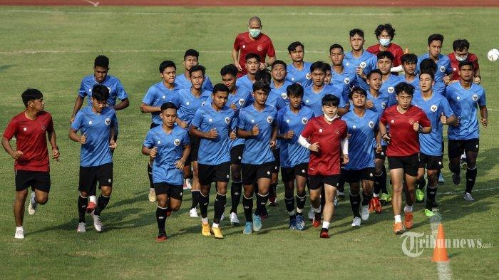 Jadwal Live Streaming Mola TV Timnas Indonesia U-19 vs Kroasia Jelang Piala Asia U-19 2020