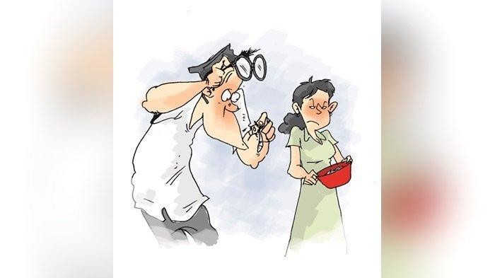 Si Palui: Kacamata Kaur
