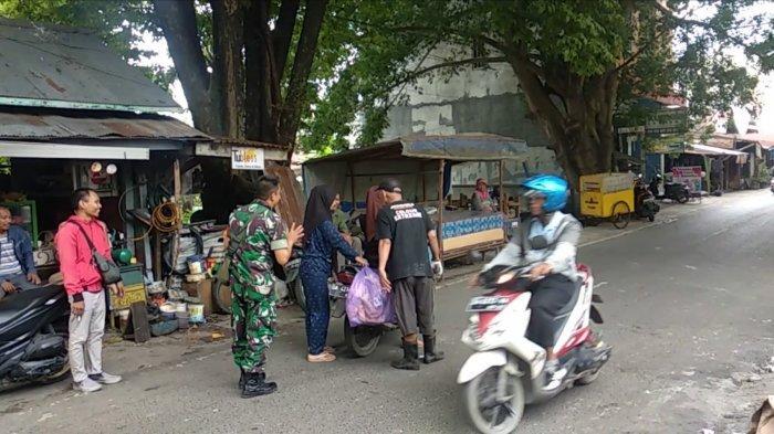 Petugas Gabungan Sidak Pasar Telawang Banjarmasin, akan Jadwalkan Penjagaan Selama Sepekan ke Depan