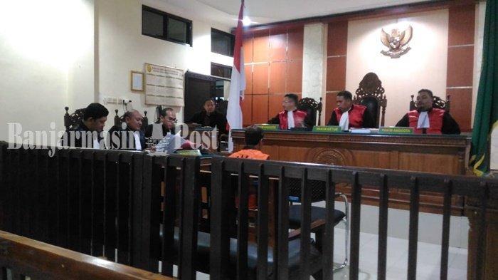Ancaman Hukuman Pembunuh Levie Prisillia Capai 15 Tahun, Ebon Ajukan Keringanan ke Hakim