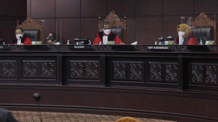 MK Putuskan Orient Berkewarganegaraan AS, Gagal Jadi Bupati Sabu Raijua